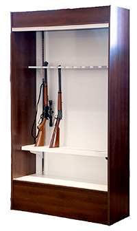 rifle display cases