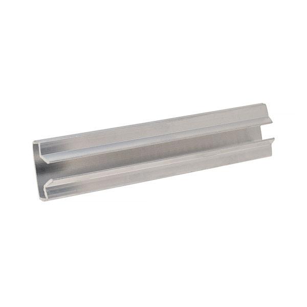 """Aluminum slatwall insert 96"""" long"""