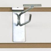 """Slatwall scanner hook 4""""-zinc finish"""