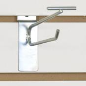 """Slatwall scanner hook 6""""-zinc finish"""