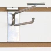 """Slatwall scanner hook 8""""-zinc finish"""