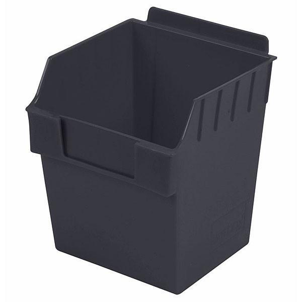"""Storbox cube-5.90""""d x 5.90""""w x 7.0""""h -black"""