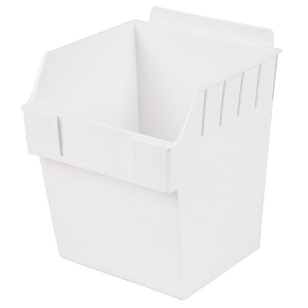 "Storbox cube-5.90""d x 5.90""w x 7.0""h -clear"