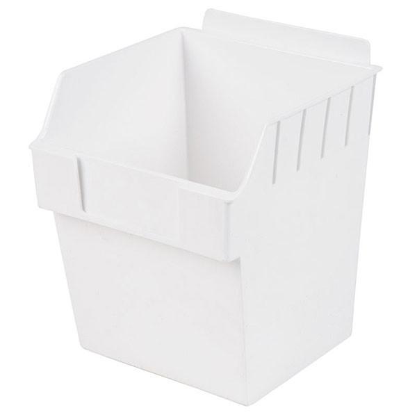 "Storbox cube-5.90""d x 5.90""w x 7.0""h -white"