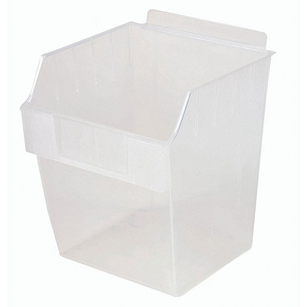 "Storbox cube-5.90""d x 5.90""w x 7.0""h -white"