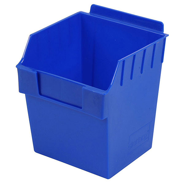 "Storbox cube-5.90""d x 5.90""w x 7.0""h -blue"