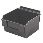 "Shelfbox 100-5.70""d x 5.51""w x 3.74""h black"