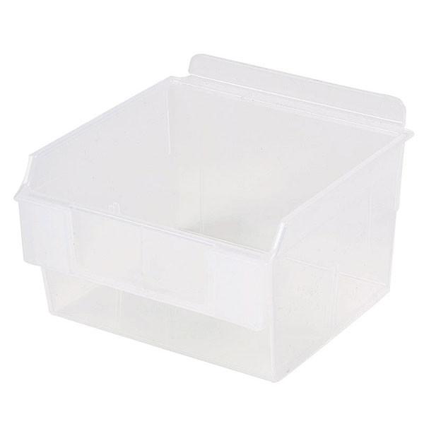 "Shelfbox 100-5.70""d x 5.51""w x 3.74""h clear"