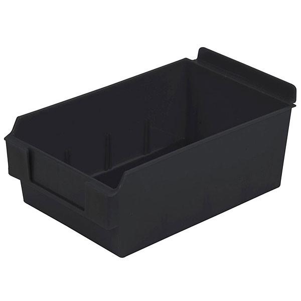 "Shelfbox 200-9.25""d x 5.51""w x 3.74""h black"