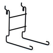 Mini cap rack - Universal fit - black