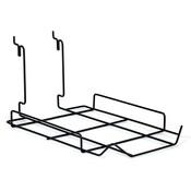 Cap rack - Universal fit - black- holds 10 caps
