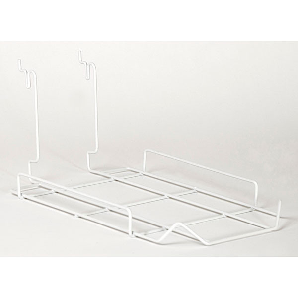 Cap rack - Universal fit - white