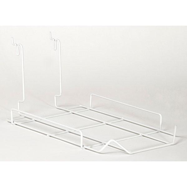 Cap rack - Universal fit - white