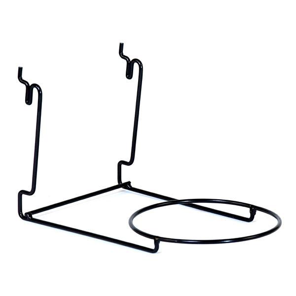 "Ball holder - 6"" ring Universal fit - black"