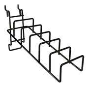 Universal Wire Cane Rack - Black