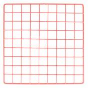 """Mini grid 14"""" x 14"""" - red"""