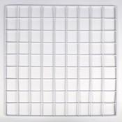 """Mini grid 14"""" x 14"""" - white"""