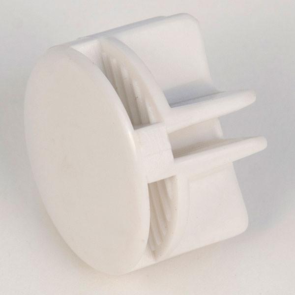 Mini grid connector - white