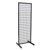 Slatgrid unit- 2'x6– black
