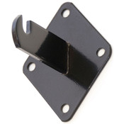 Grid wall mount bracket-black
