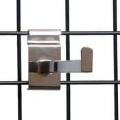 """Gridwall faceout 12"""" - chrome"""