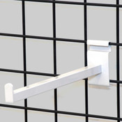 """Gridwall faceout 12""""– white"""