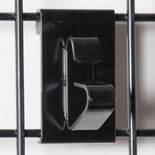 Grid wheel clip-black
