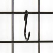 S-hook grid-black