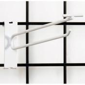"Gridwall scanner hook 10"" - white"