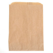 "Brown kraft paper bag 6""x9""- 1m/case"