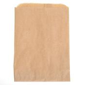 "Brown kraft paper bag 6""x9""- 1m/case"