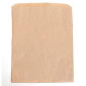 "Brown kraft paper bag 8.5""x11""- 1m/case"