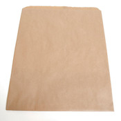 "Brown kraft paper bag 12""x15"" - 1m/case"