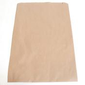 "Brown kraft paper bag 14""x3""x21""- 500/case"