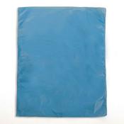 "Plastic bag high density 8.5""x11"" .65 mil - blue 1m/box"