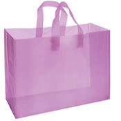 Frosted Bag - Lavender 16x6x12