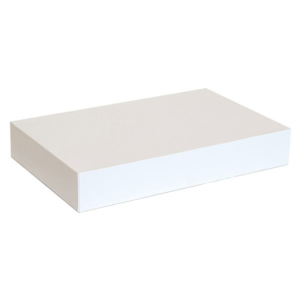 "Garment box 19""x12""x3"" - white 50/box"