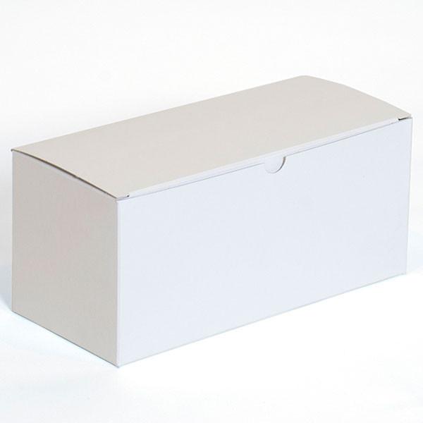 """Gift box 10""""x4""""x4"""" - white 100/case"""