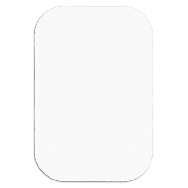 """Labels 3/4""""x1"""" white with adhesive"""