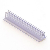 """Sign/ticket holder 3""""long t-style grip with adhesive base"""