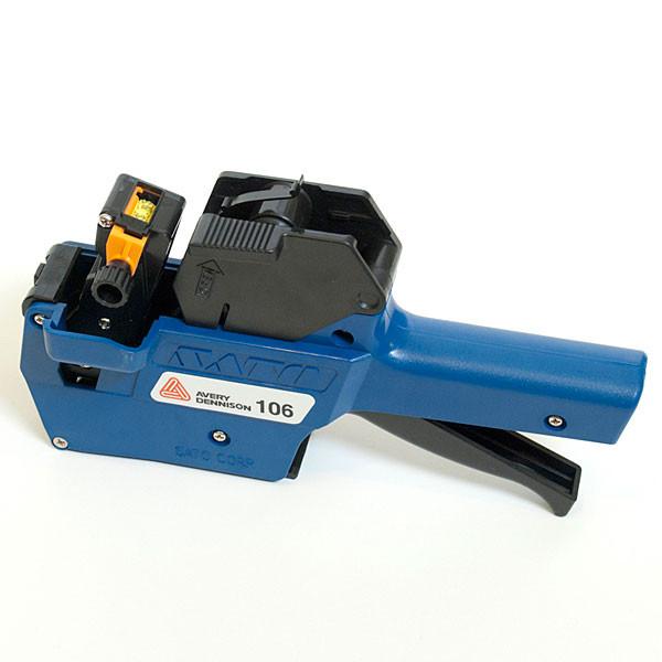Dennison label gun single line 106