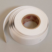 Price labels for single line gun permanent - white 1000/roll