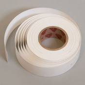 Price labels for single line gun removable - white 1000/roll