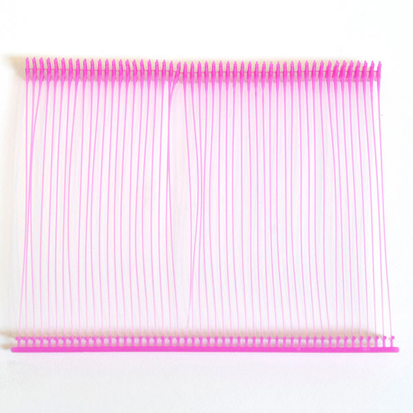 "Tagging gun attachments 3"" - pink 5m/box"