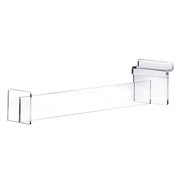12 inch slatwall sign holder extender