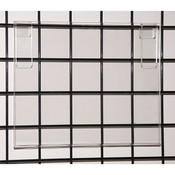 "Acrylic grid sign holder 14""w x 11""h x 1/8""t"