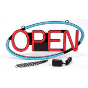LED Neon Open Sign