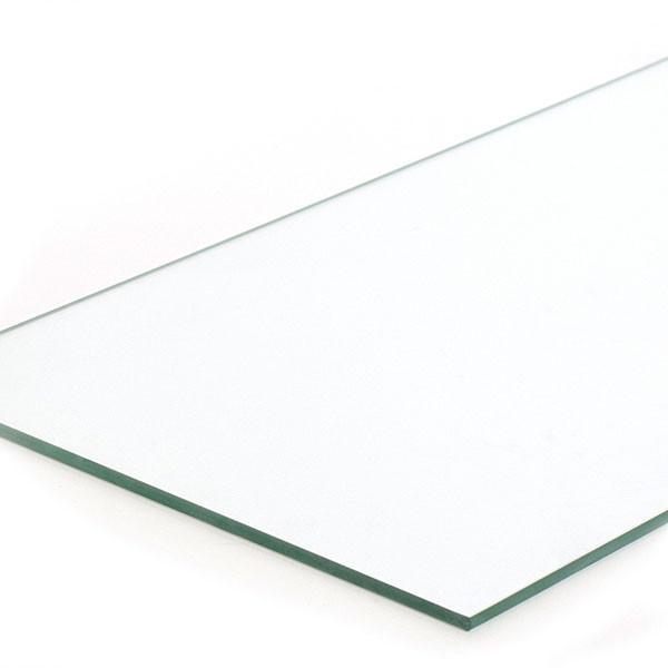 """Plate glass shelf 10""""x48""""x1/4"""""""