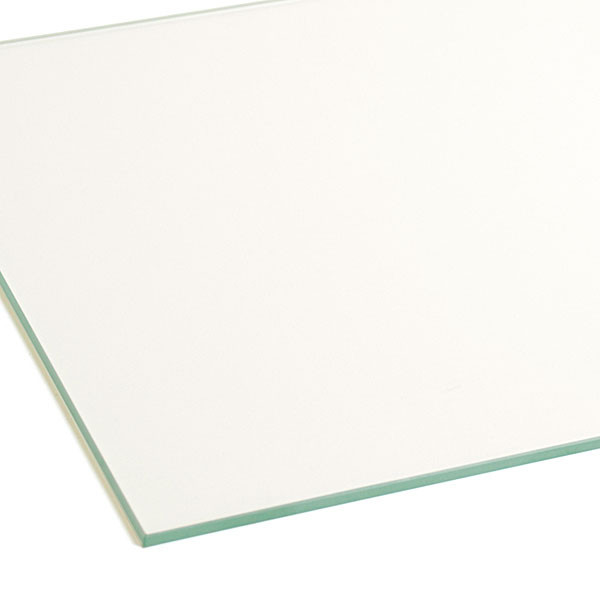 """Tempered glass 10"""" x 10"""" x 3/16"""" thick"""