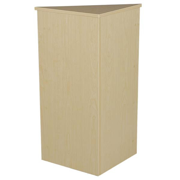 Closed corner filler - maple